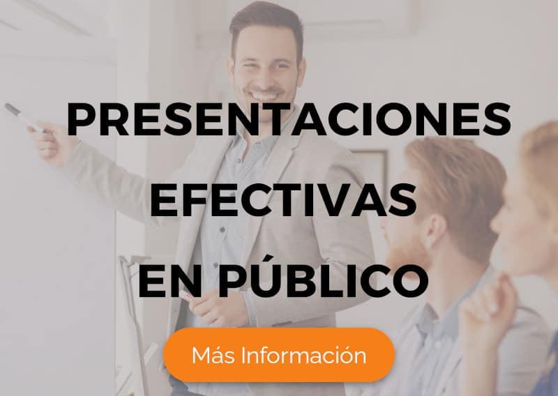 Presentaciones Efectivas en el Trabajo